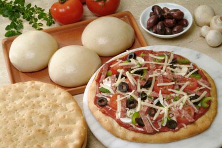 طرز تهیه خمیر پیتزا - خمیر پیراشکی