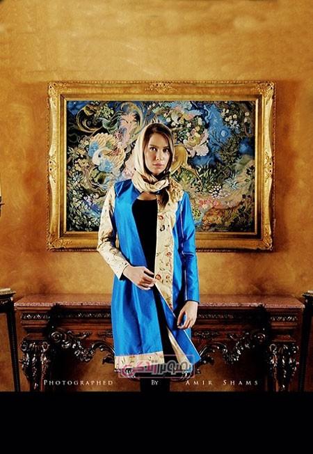 مدل مانتو ری تون - مدل مانتو دخترانه