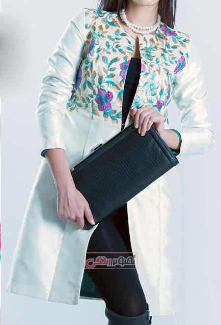 مدل مانتو ری تون - مانتو سال 94 - مانتو دخترانه