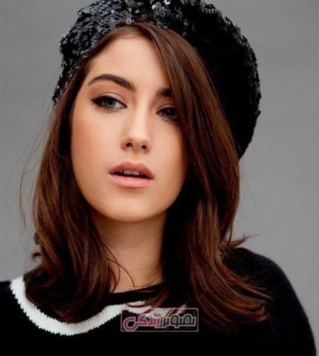 عکس های هازل کایا هنرپیشه ترکیه ای