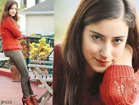 عکس های هازل کایا هنرپیشه و خواننده ترکیه ای