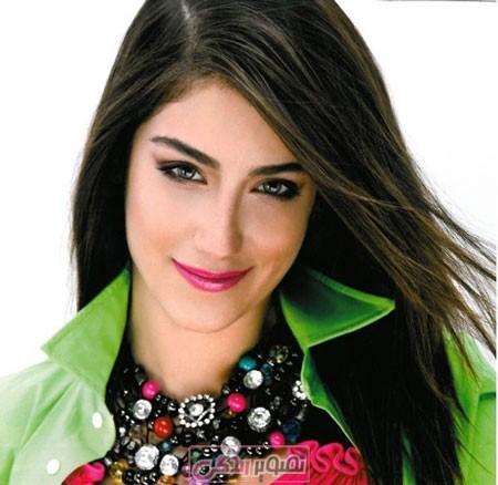 hazal - kaya - عکس هازل کایا هنرپیشه و خواننده ترکیه ای