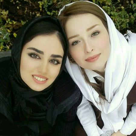 عکس های زیبای هانیه غلامی