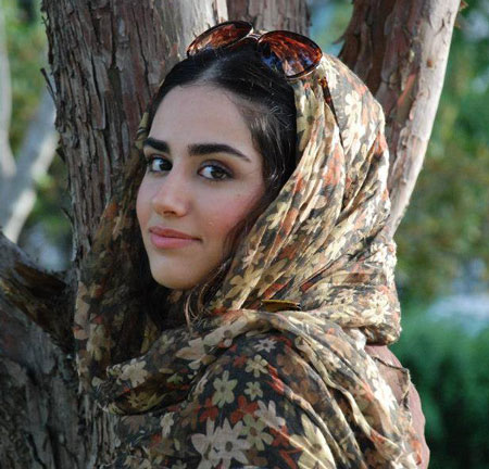 Haniyeh-Gholami-عکس های زیبای هانیه ی غلامی