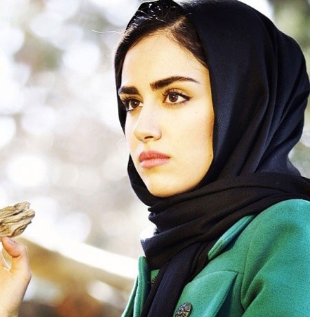 Haniyeh-Gholami-عکس هانیه ی غلامی