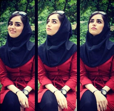 Haniyeh-Gholami- تصاویر هانیه ی غلامی