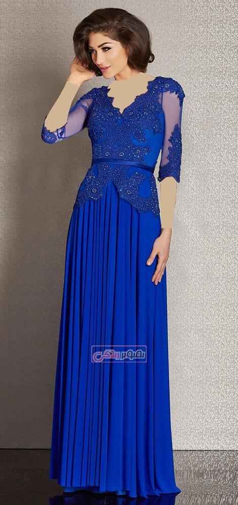 پیراهن های زیبای مجلسی - مدل لباس مجلسی clarisse