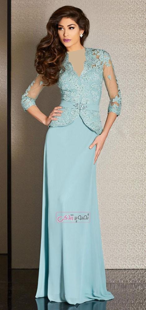 پیراهن مجلسی - مدل لباس مجلسی clarisse