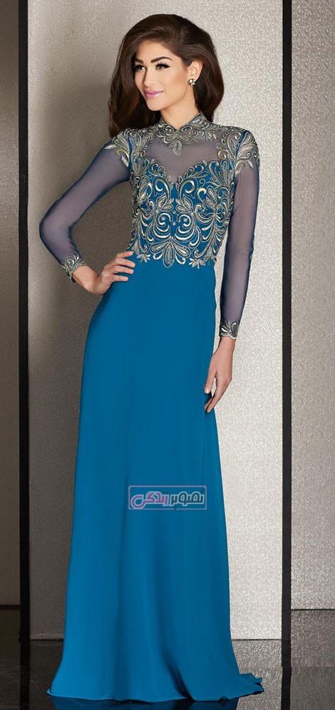 پیراهن های شیک مجلسی clarisse - مدل لباس مجلسی زنانه