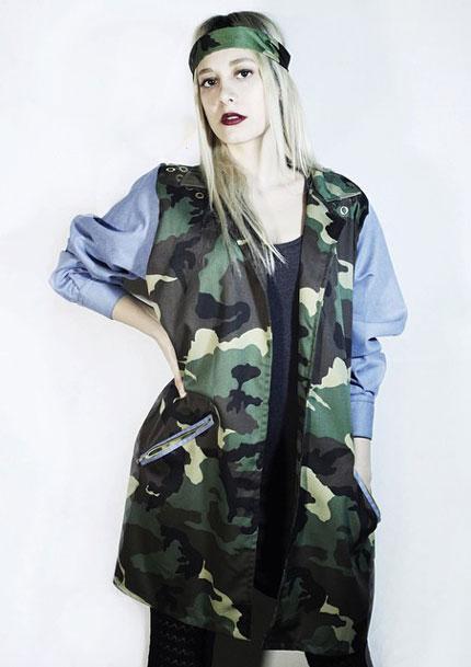 مدل مانتو دخترانه - مانتو شیک - مانتو بهاری