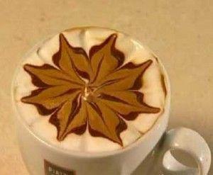 آموزش تزئین قهوه - فیلم تزیین قهوه