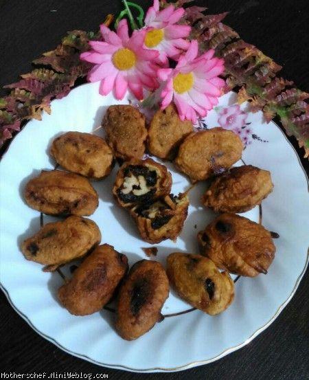 بنیه خرما - دسر مخصوص رمضان - دسر بدون پخت