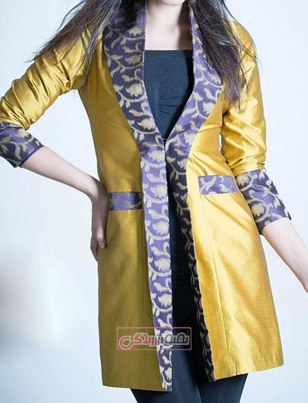 مدل مانتو - مانتو مجلسی - مانتو دخترانه