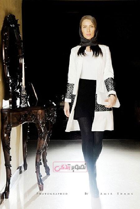 مدل مانتو جدید - مدل مانتو مجلسی دخترانه