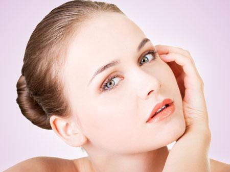 آرایش و زیبایی پوست  , اسکراب های روشن کننده پوست صورت