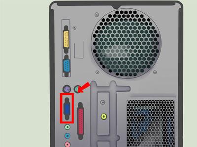 وصل کردن دو مانیتور به یک کامپیوتر