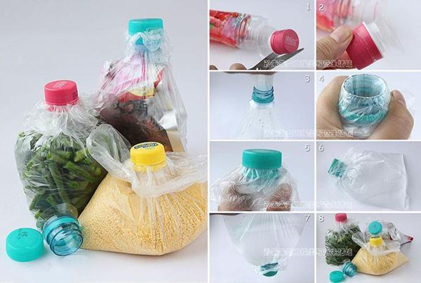 ساخت وسایل کاربردی از بازیافت کردن زباله ها