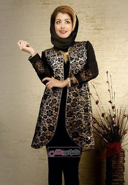 مانتو بلند با چه کفش شلواری بپوشم مانتو های مدل حجاب زیبا.