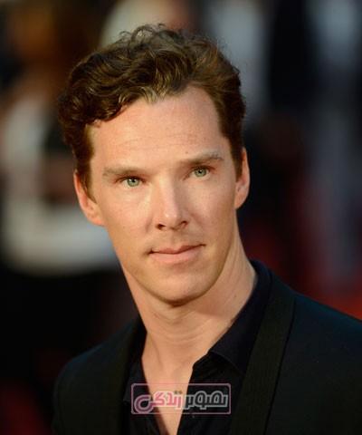 جذابترین مرد دنیا در سال 2015 - Benedict-Cumberbatch