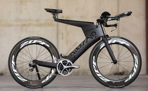 Dimond سریعترین دوچرخه دنیا