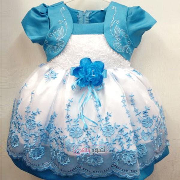 دوخت لباس حریر بچگانه جدیدترین مدلهای لباس بچگانه مجلسی - مجله تصویر زندگی