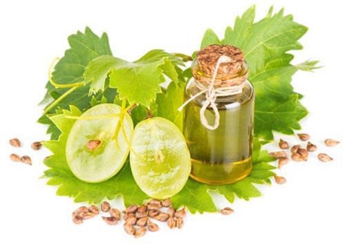 خواص روغن هسته انگور برای پوست و مو