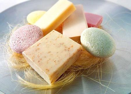 آموزش ساخت صابون معطر خانگی