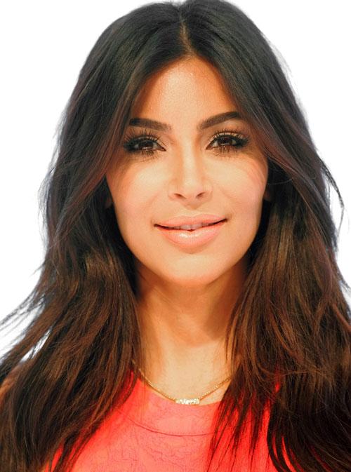 کیم کارداشیان - Kim-Kardashian