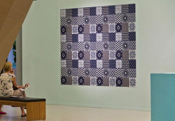 ساخت تابلو کاغذی - هنر گانجان آیلاوادی
