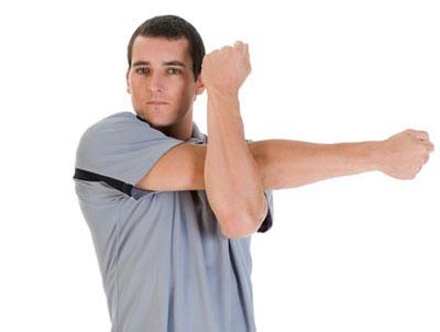 تمرینات کششی, عضلات زیر بغل, تقویت عضلات زیر بغل