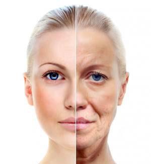مهمترین علل پیری زودرس زنان