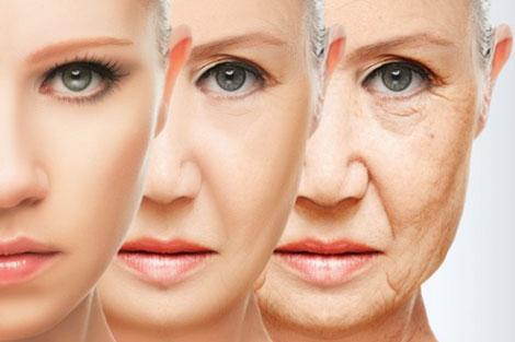 علت پیری زودرس, پیری زودرس, دلایل پیری زودرس در خانم ها
