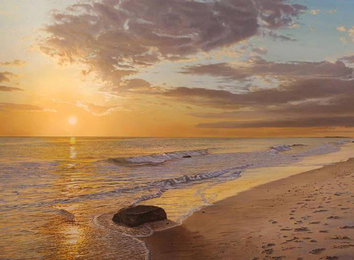 نقاشی های بسیار طبیعی و زیبا