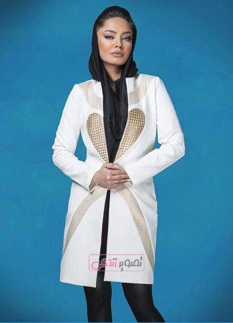 مدل مانتو مجلسی برند ایرانی Sweet Dolcee