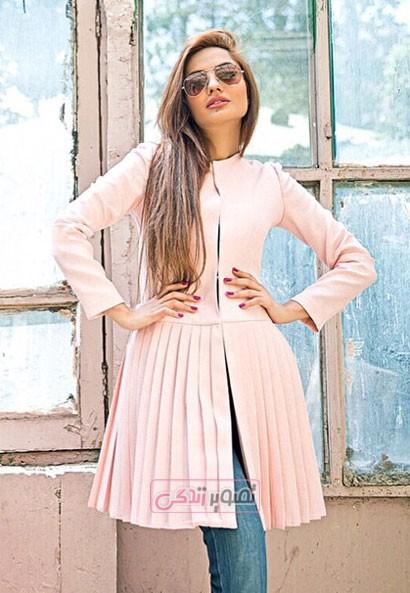 مدل جدید مانتو تابستانی - مانتو دخترانه 94