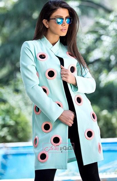 مدل مانتو دخترانه - مانتو 2015 - مدل مانتو مجلسی