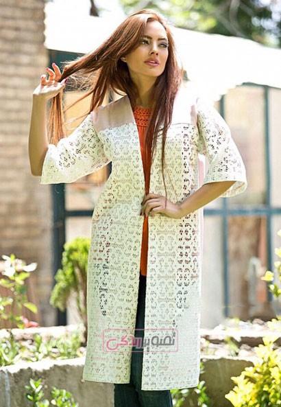جدیدترین مدل مانتو تور سال 95 مدل مانتو تابستانی برند ایرانی Sweet Dolcee - مجله تصویر زندگی