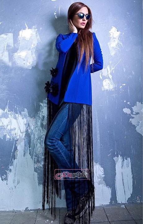 مدل مانتو دخترانه - مانتو 2015 - مانتو بهاری