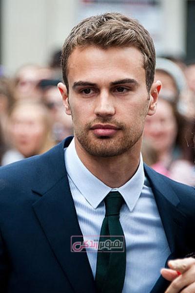جذاب ترین مرد جهان در سال 2015 - Theo-James