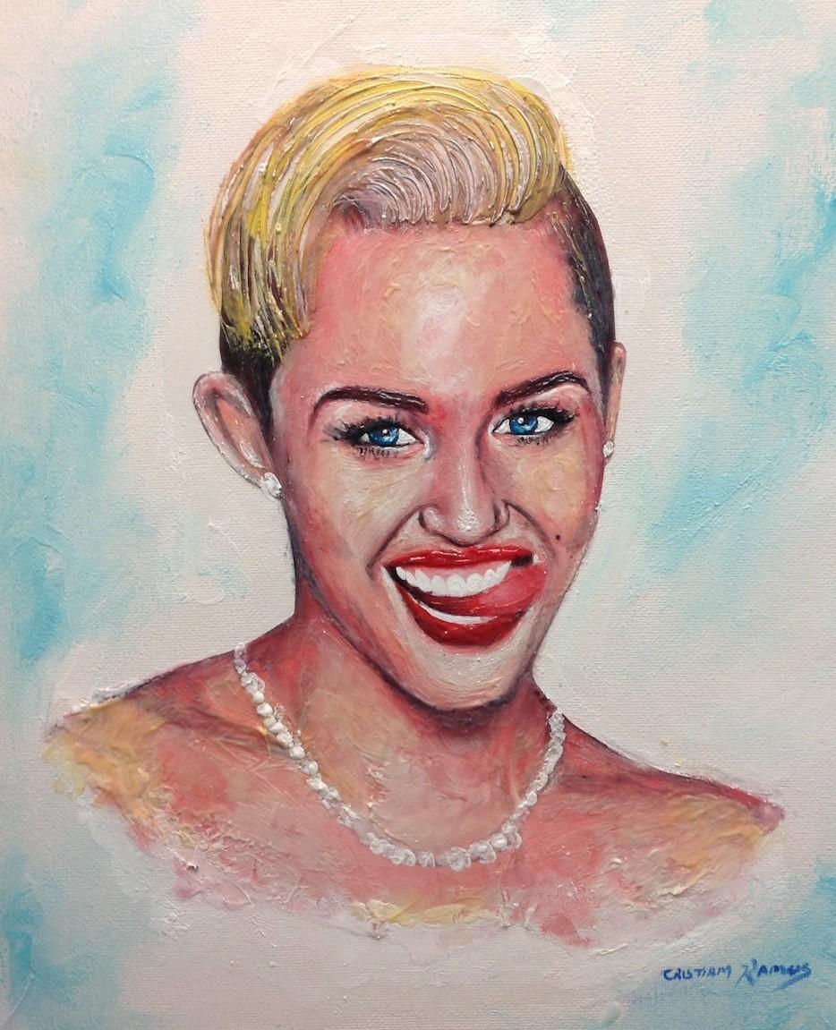 استفاده از خمیر دندان برای نقاشی کردن