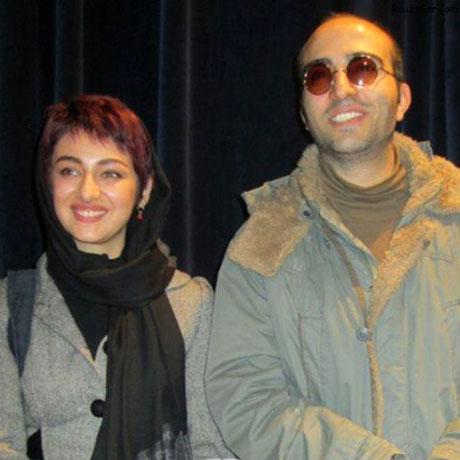 عکس ویدا جوان و همسرش - ایلا تهرانی