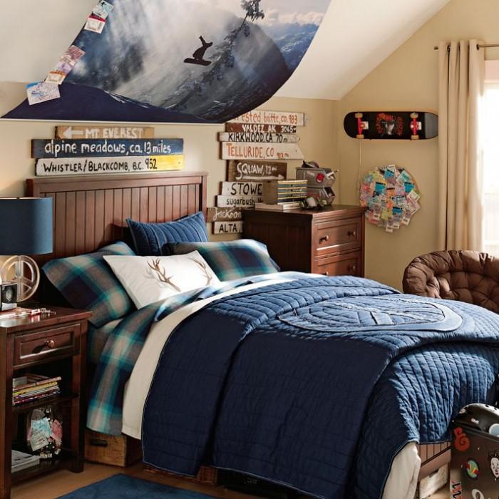 دکوراسیون اتاق پسر,اتاق خواب پسرانه,دکوراسیون اتاق بچه