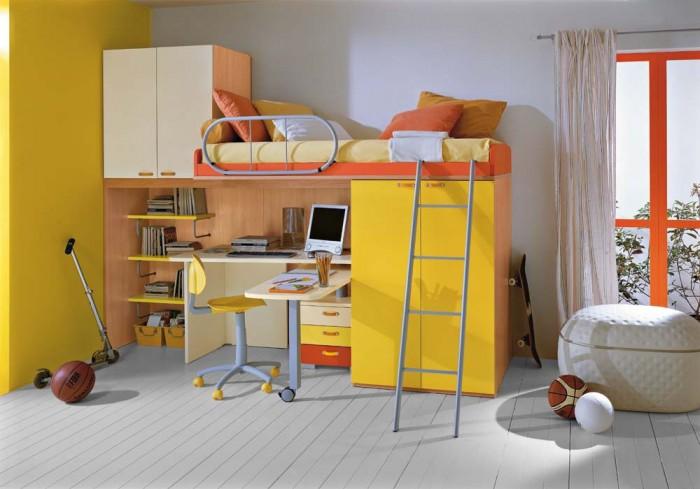 مدل تختخواب بچه, تخت کودک , دکوراسیون اتاق کودک