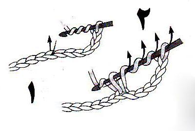 آموزش قلاب بافی - بافت پایه سوبل