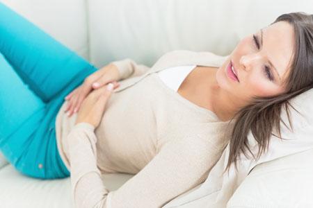 علل و درمان قاعدگی دردناک