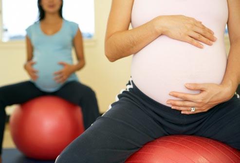 تأثیر ورزش در دوران بارداری بر سلامت جنین