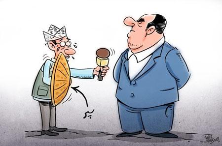کاریکاتور 17 مرداد, کاریکاتور به مناسبت روز خبرنگار