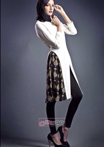 مدل مانتو برند هانی