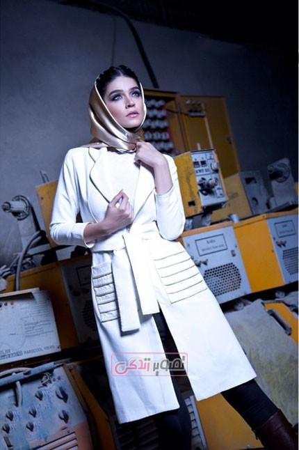 جدیدترین مدل مانتو برند ایرانی هانی