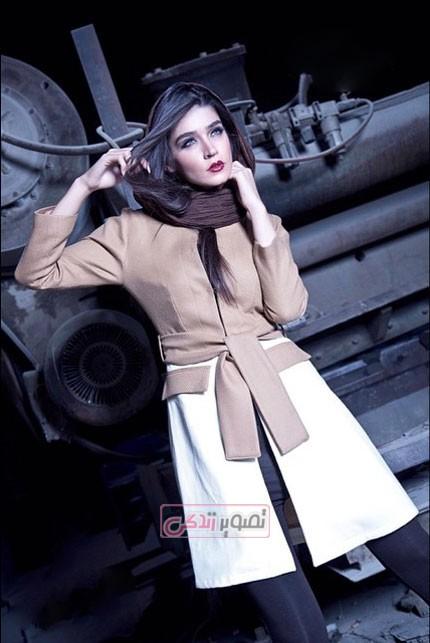 جدیدترین مدل مانت برند ایرانی هانی